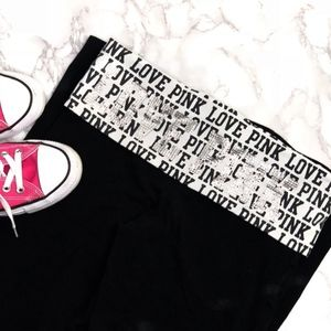 [PINK Victoria's Secret] bling yoga pant #M01